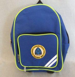 Broadclyst Primary School Backpack