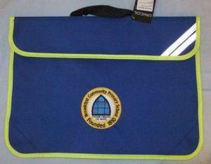 Broadclyst Primary School Book Bag