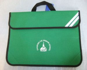 Chagford Primary School Book Bag