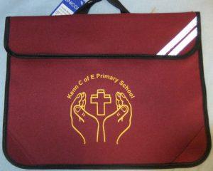 Kenn Primary School Book Bag