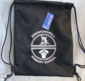 Kingskerswell Primary PE Bag