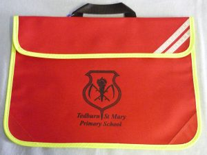 Tedburn St Mary Primary School Book Bag