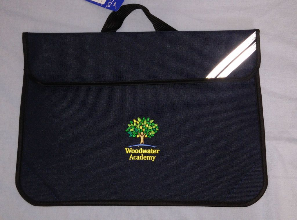 Woodwater Primary School Book Bag