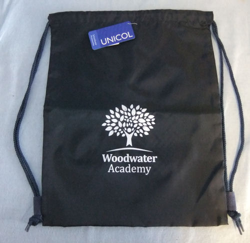 Woodwater Academy Shoe Bag