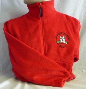 Doddiscombsleigh Primary School Fleece