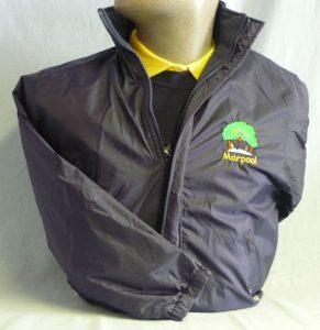 Marpool Primary School Reversible Fleece