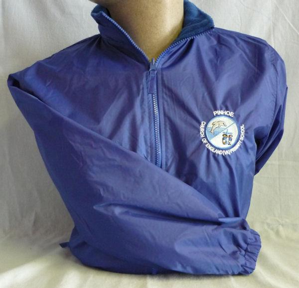 Pinhoe Primary School Reversible Fleece
