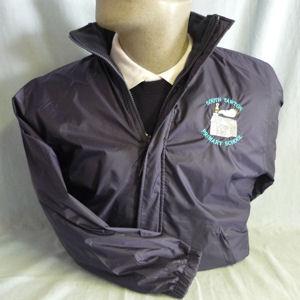 South Tawton Primary School Reversible Fleece