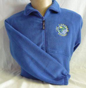 Topsham Primary School Fleece