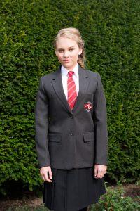 Girls Contemporary School Jacket - Trutex