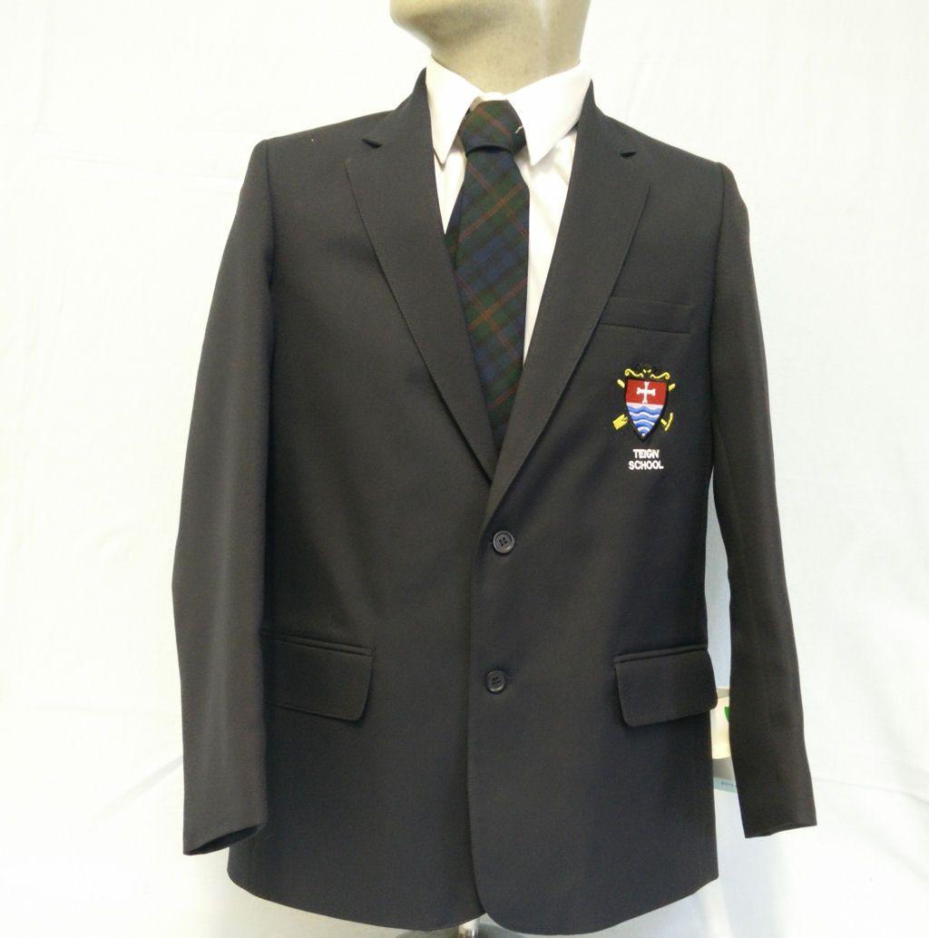 Teign School Boys Jacket