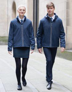 Unisex 3-in-1 School Jacket