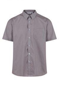 Short Sleeve - Non-Iron School Shirt -Twinpack (Trutex)