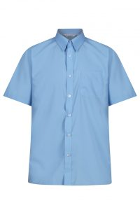 Short Sleeve - Non-Iron School Shirt -Twinpack (Trutex)