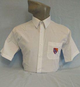 St Peter's School Short Sleeve Shirt