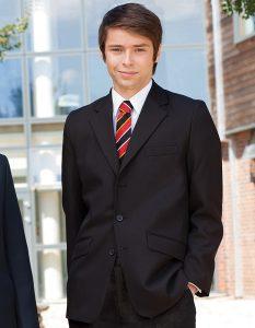 Boys Designer School Jacket - Beau Brummel