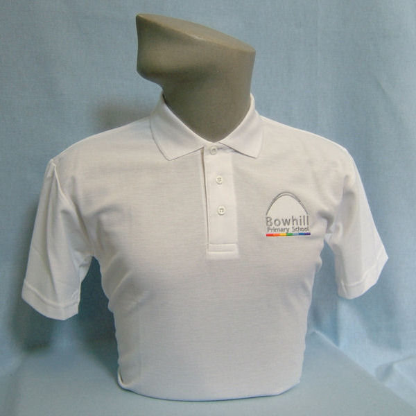 Bowhill Primary School Polo Shirt