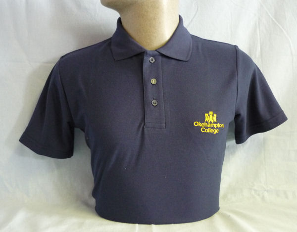 Okehampton College PE Polo Shirt