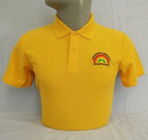 Exminster Primary School Polo Shirt