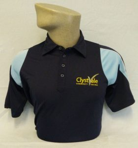 Clyst Vale Community College Girls PE Polo Shirt