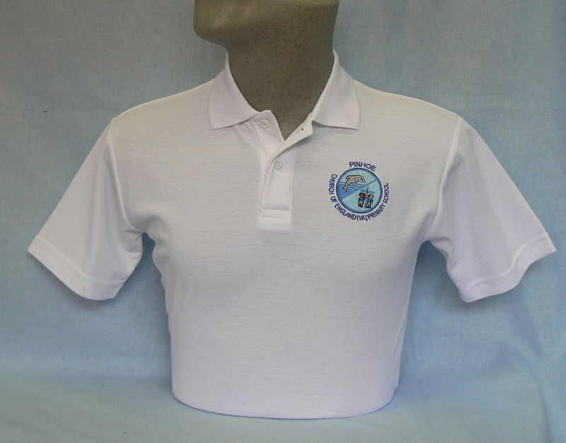Pinhoe Primary School Polo Shirt