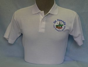 St Davids Primary School Polo Shirt