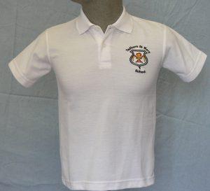 Tedburn St Mary Primary School Polo Shirt