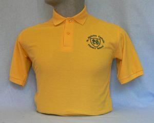 St Nicholas Primary School PE Polo Shirt