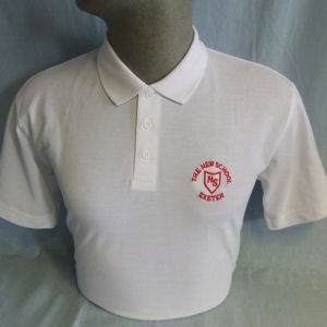 The New School PE Polo Shirt
