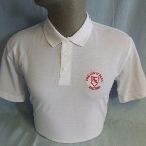 The New School PE Polo Shirt