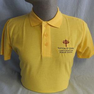 Tipton St John Primary School PE Polo Shirt