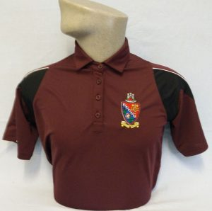 St Peters School Girls PE Polo Shirt