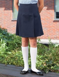 Banner Junior Pleated School Skirt (Banbury)