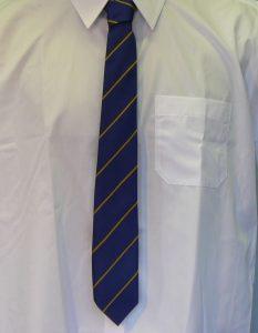 Colyton Grammar School Tie