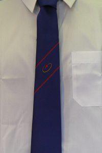 St Lukes School Tie - Clip on