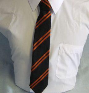Tiverton High School Key Stage 4 Tie