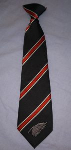 Sidmouth College Clip-On Tie