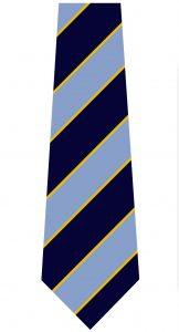 Budehaven School Tie