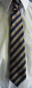 Honiton College Clip-On Tie - 14""
