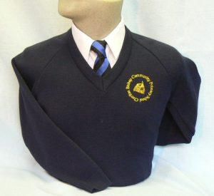 Cheriton Bishop Primary School Pullover