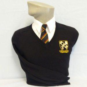 Chulmleigh Community College Girls V-Neck Pullover