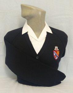 St Peters High School Unisex Cardigan