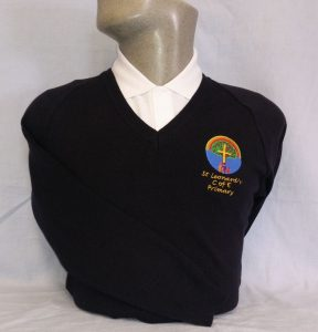 St leonards Primary School V-Neck Pullover