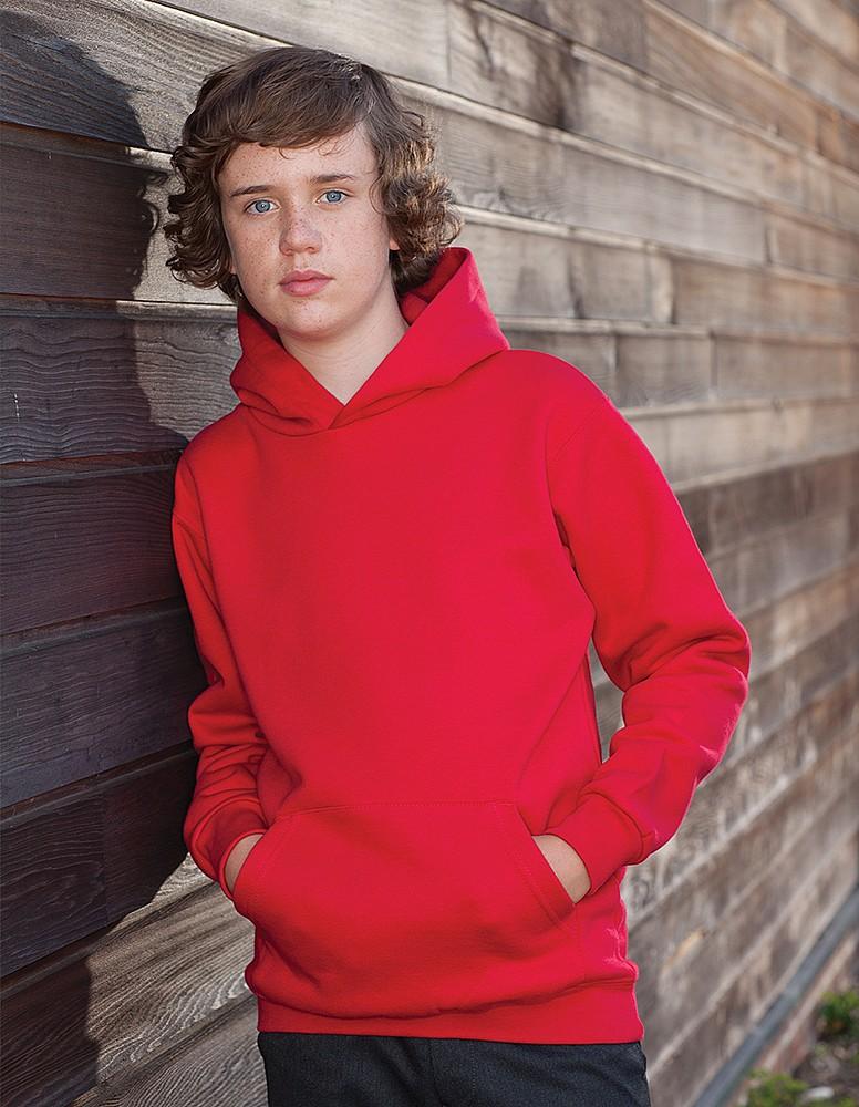 Select School Hooded Sweatshirt - Blue Max