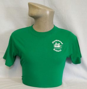 Cockwood Primary School PE T.Shirt
