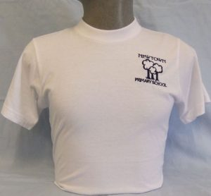 Newtown Primary School PE T.Shirt