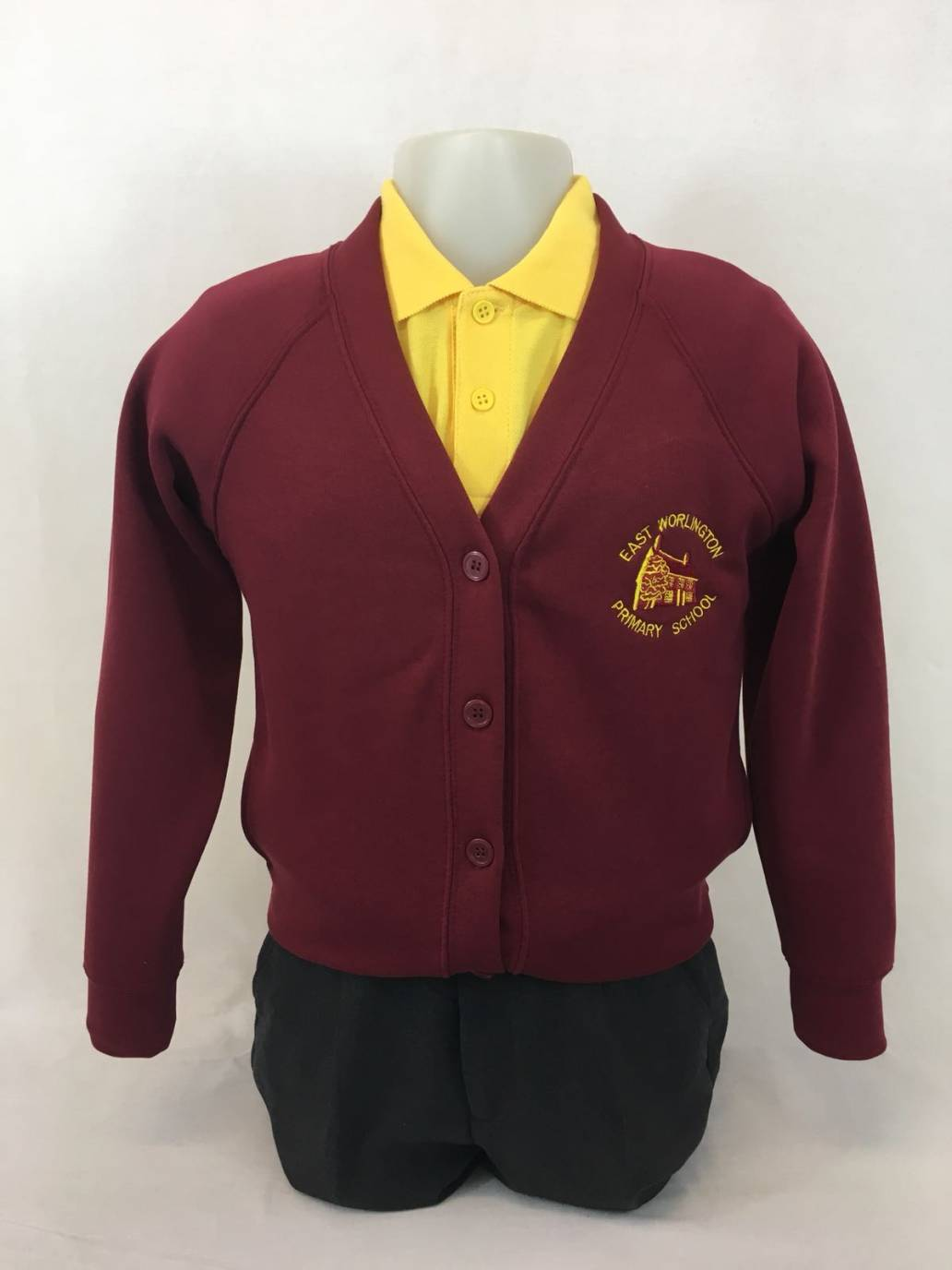 East Worlington Primary School Cardigan