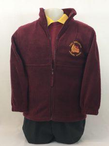 East Worlington Primary School Fleece