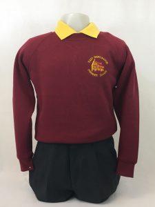 East Worlington Primary School Sweatshirt