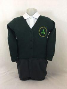 Trinity Primary School Sweatshirt Cardigan